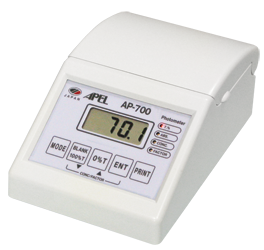 Цифровой фотоэлектроколориметр AP-700