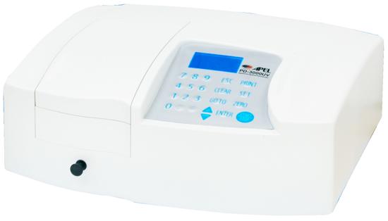 Цифровой UV-спектрофотометр PD-3000UV