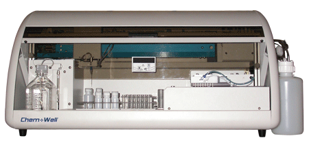 Автоматический иммуноферментный анализатор Chem Well 2910 (E)