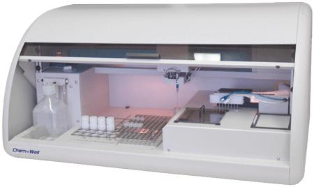 Автоматический биохимический и иммуноферментный анализатор ChemWell® 2910 (Combi)