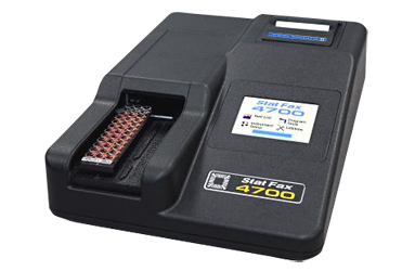 Стриповый иммуноферментный анализатор  Stat Fax 4700