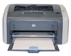 Лазерный принтер HPLaserJet