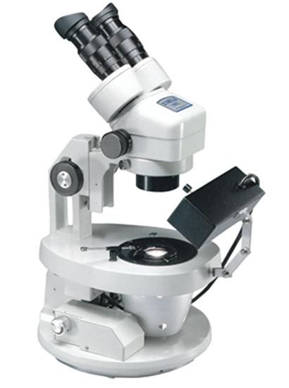 Геммологические стереомикроскопы GEM-SVN
