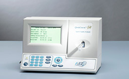 "QwikCheck Gold — accurate semen testing in less than one minute, ""High Sensitivity"" test mode for oligo-, asteno- and azoospermia determination"
