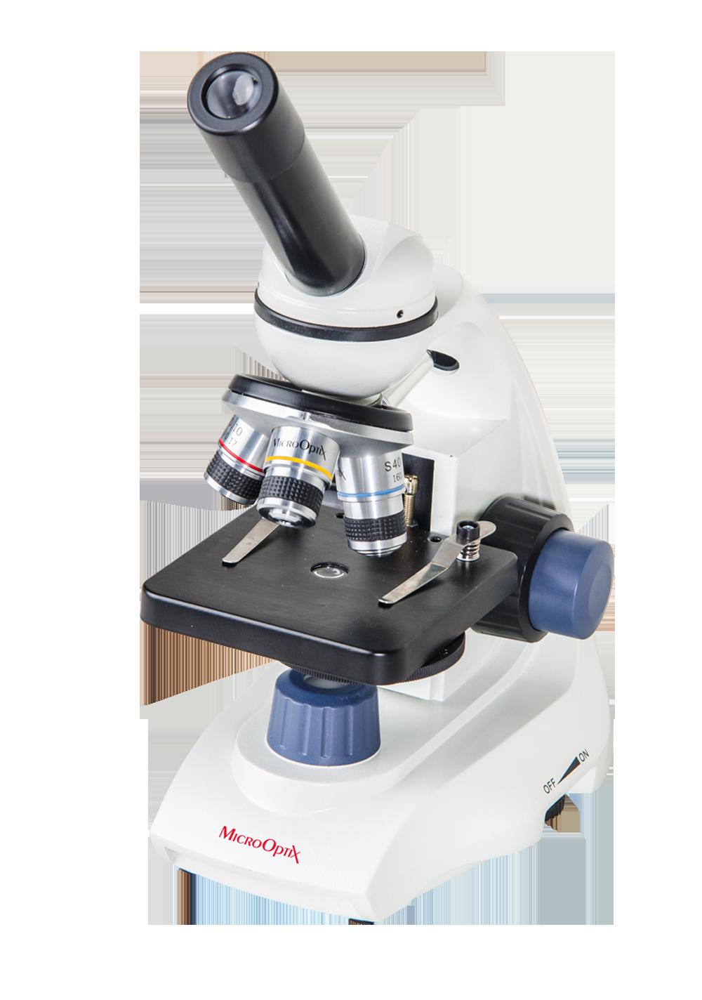 Экономичные монокулярные микроскопы MX 05