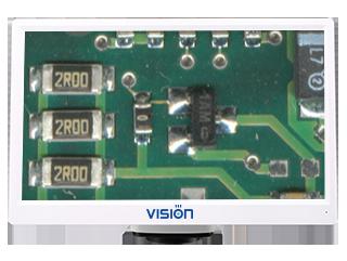 HD-камера с монитором Vision CAM® V1200 (C) HD