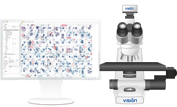 Vision Cyto® Pap 4Pro Automation of cervical cytology