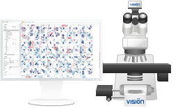 Vision Cyto® Pap 8Pro Automation of cervical cytology